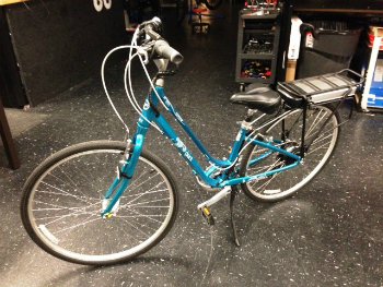 Sarasota electric bicycle conversion